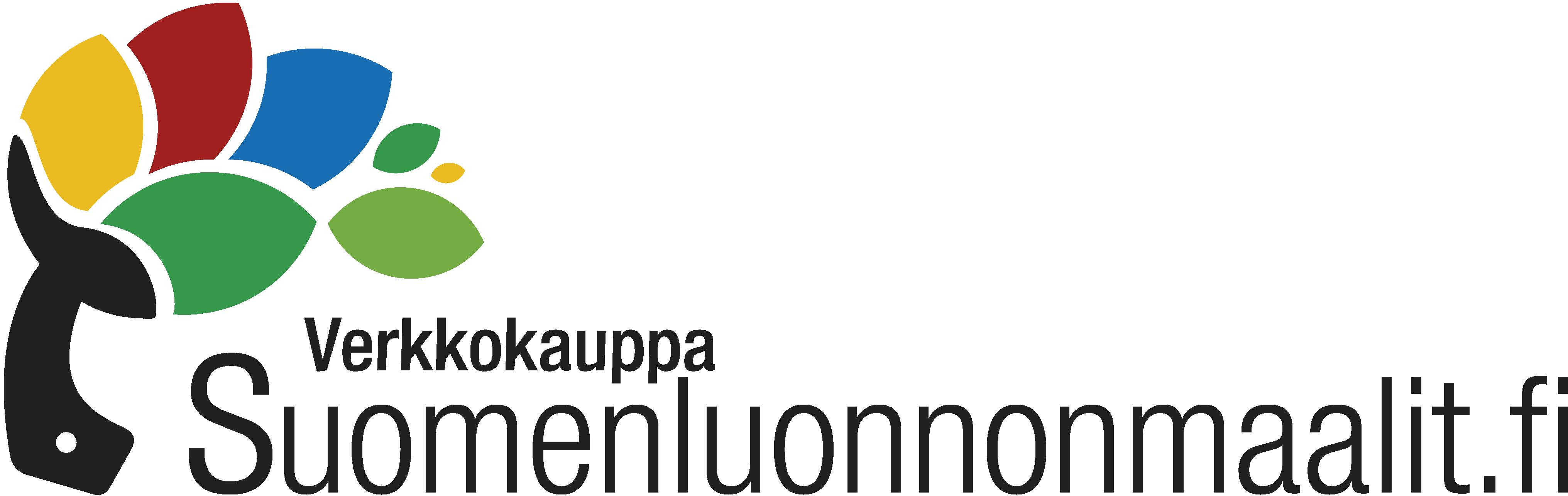 Suomen Luonnonmaalit Logo